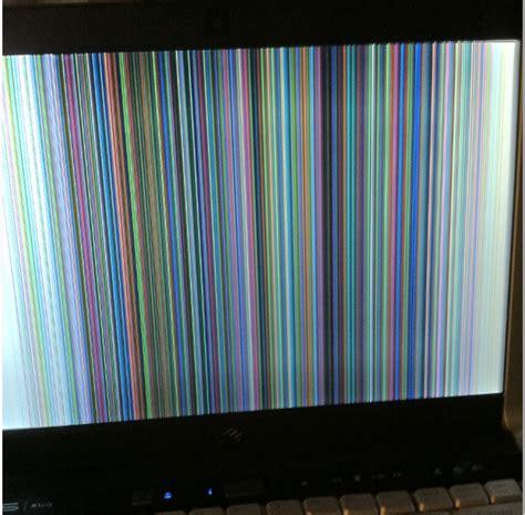 laptop lcd screen  rainbow pattern super user