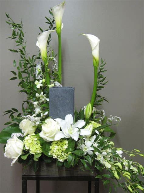 flower arrangement for urn 2004 2 florist montreal abaca