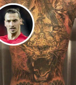 ibrahimovic tattoo fame tattoo spirit europas grosse tattoo illustrierte