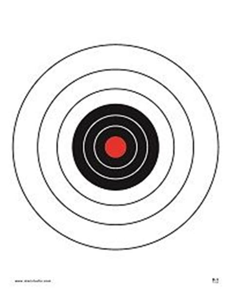 printable high power rifle targets 263 best targets printable images on pinterest