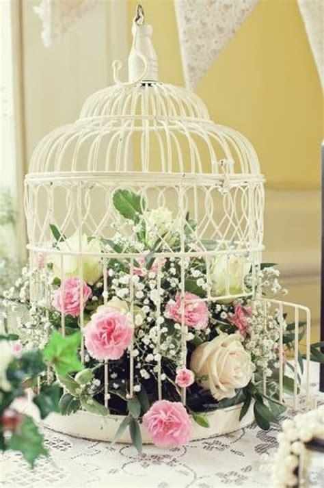 Decorer Une Cage A Oiseau by Des Cages 224 Oiseaux 224 Mon Mariage Comment Les Utiliser