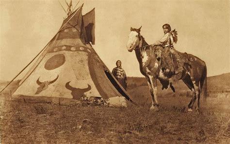 wann lebten die indianer familienf 252 hrung im tipi ist was los wie die