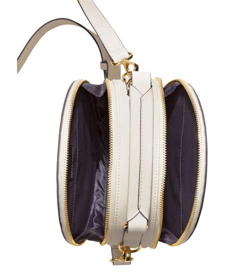 H M Shoulder Bag lyst h m shoulder bag in white