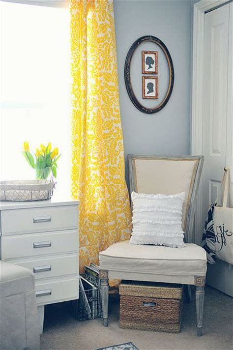 curtains for yellow walls yellow curtains curtains and yellow on pinterest