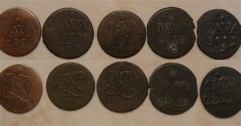Uang Koin 1 Cent Koningrijk Der Nederlanden 1883 koin kuno kerajaan voc java nederl india batav pitis dll koleksi uang kuno