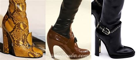 Wedges Ribbon Gucci Ayu Ting Ting fall 2014 s high boots fashion trends fall winter