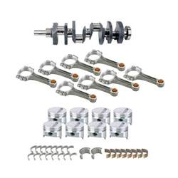 speedway small block ford 347 stroker kits i beam rods