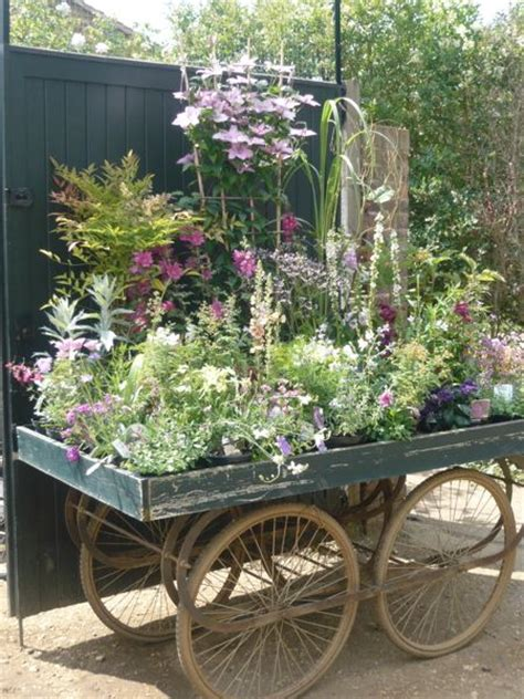 garden flower cart 25 best ideas about flower cart on flower