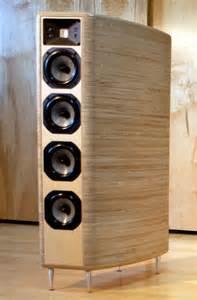 Design Speakers by Raven Design Studio Ebb Floorstanding Speaker Review