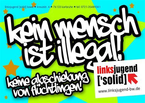 Links Solid Aufkleber by Material Linksjugend Solid Baden W 252 Rttemberg