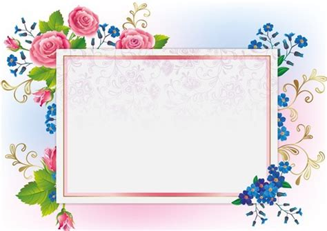 eps format border design free download page border designs for projects with flowers cliparts co