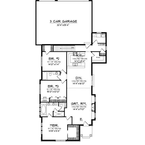 tudor floor plan mill place tudor home plan 051d 0739 house plans and more