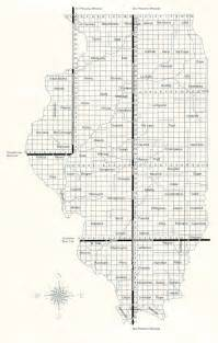 Section Of Land Measurement by Section Township Range Diagram Township And Range System
