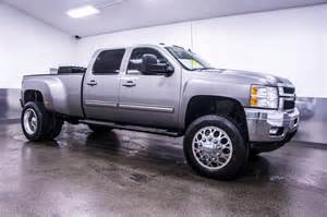Chevrolet Dually For Sale Lifted Trucks For Sale 2013 Chevrolet Silverado 3500hd Ltz