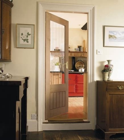 howdens interior doors dordogne oak glazed door hardwood doors doors