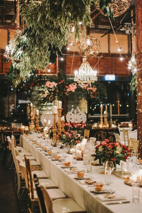 sydney wedding botanical garden theme modwedding