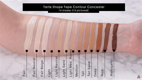 Harga Inez Concealer Shade 1 tarte shape contour concealer light sand update