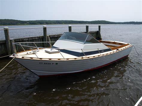used 1957 lyman 23 runabout ventura ca 93001 - Boat Trader Ventura Ca