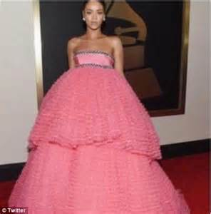 Barbie Lollipop Meme - rihanna s grammys gown becomes an internet sensation