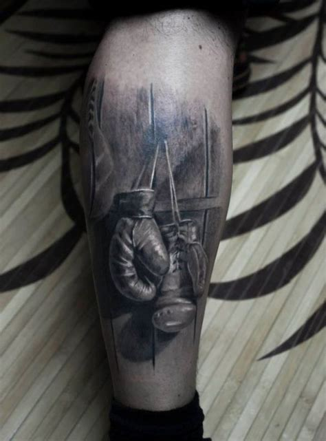 cross with boxing gloves tattoo 25 best ideas about boxing gloves on