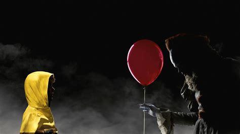 fonds decran enfant sorciere ballon rouge horreur  hd image