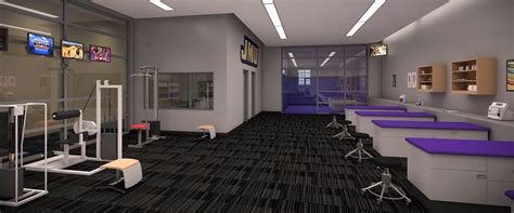athletic room the new jmu convocation center