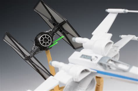 Bandai 172 Wars Order Spesial Forces Tie Fighter detailed review bandai x wars the awakens 1 72 order tie fighter no 31