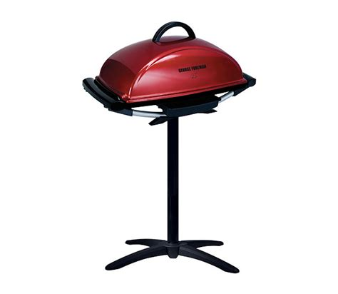 George Foreman Mp3 Ready Grill by George Foreman Australia Indoor Outdoor Bbq Grill Ggr201rau