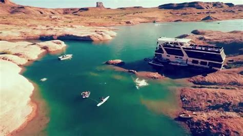 houseboat arizona the legacy continues 2015 lake powell arizona usa