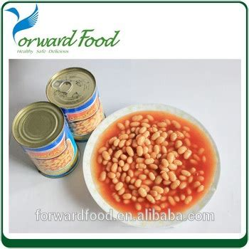 2015 new chinese products canned baked beans in tomato