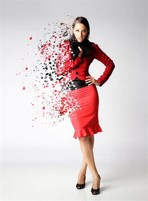 tutorial photoshop professional effect photoshop scatter dispersion splatter effect by