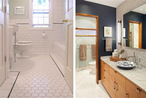 honeycomb tile bathroom vibrance and chaos haute honeycomb