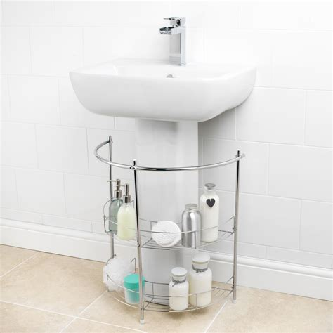 Bath Sink Storage by Beldray Sink Storage Shelf Unit Beldray