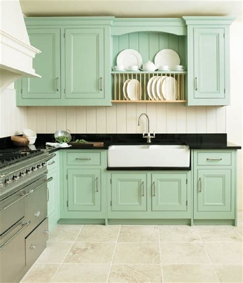 Green Kitchen Cabinets by Mint Green Kitchen Cabinets I Don T Think I Could Do It