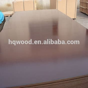 Best Quality Brown Film Faced Plywood Sheet Phenolic Bord
