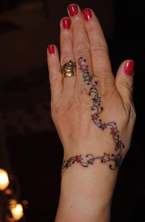 hand tattoos for girls 60 tattoos for and amazing ideas