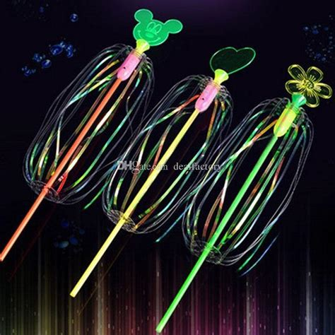 Original Colorful Magic Stick For amazing flash magic wand led light sticks toys