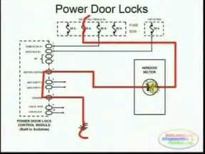 power door dual door audi power lock schematic electrical and pressure lines quot quot sc quot 1