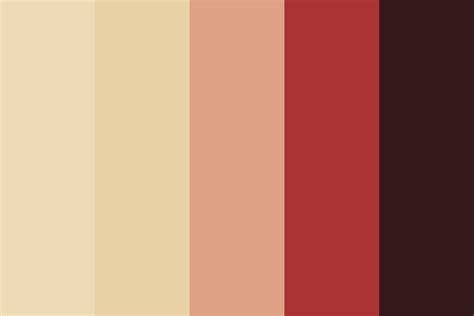 clashy colors color palette