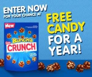 Nestle Sweepstakes - nestle crunch perfectly poppable sweepstakes life with kathy