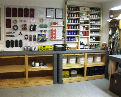 reloading bench organization reloading room pics page 2 man cave ideas pinterest