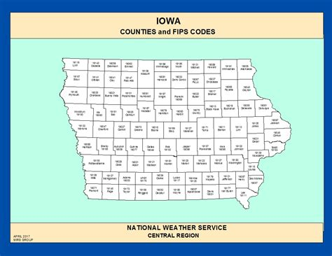 map of iowa counties maps iowa counties and fips codes