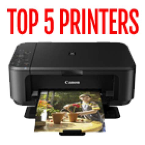 top 5 best home inkjet printers printers internet ink