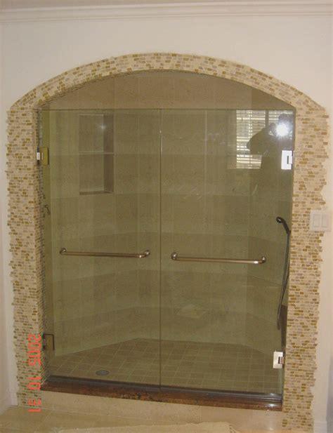 trackless bathtub doors french shower doors in bonita springs fl