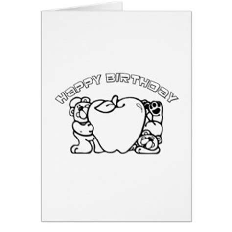 brithday card coloring page template free coloring pages color your own birthday cards color