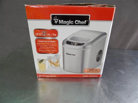 Magic Chef Countertop Maker by Magic Chef Countertop Maker Auction Of Portable