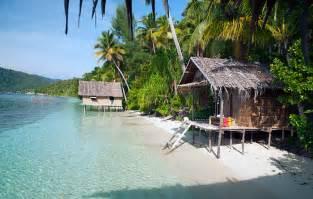 Kitchen Island With Dining Table lumba lumba guesthouse raja ampat accommodation kri