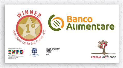banco alimentare perugia banco alimentare e best practice per expo 2015 zero