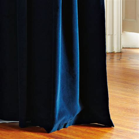 blue velvet curtains 69 blue velvet window panel apt velvet curtains