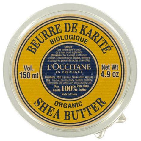 Butter L L Occitane Organic Shea Butter 100 150ml Reviews